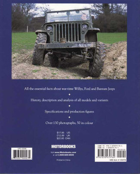Essential Military Jeep: Willys, Ford & Bantam Models 1941 - 1945