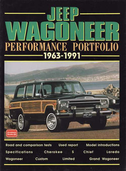 Jeep Wagoneer Performance Portfolio 1963 - 1991