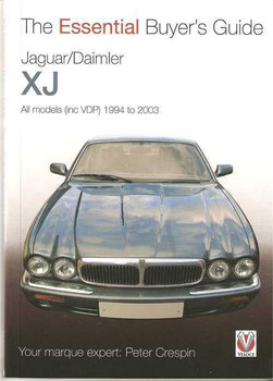 Jaguar, Daimler XJ 1994 to 2003: The Essential Buyer's Guide