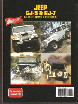 Jeep CJ-5 & CJ-7 4x4 Performance Portfolio 1976 - 1986