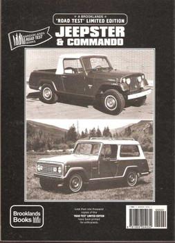 Jeepster & Commando 1967 - 1973