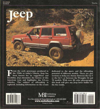 Jeep: Enthusiast Color Series