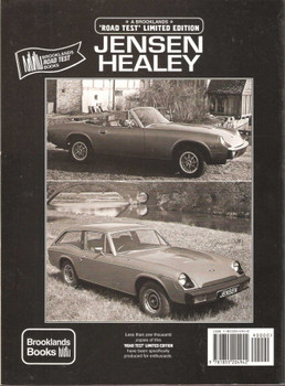 Jensen-Healey: Road Test Limited Edition