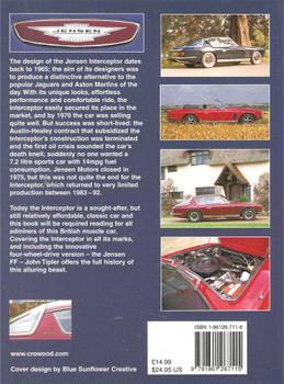 Jensen Interceptor: The Complete Story