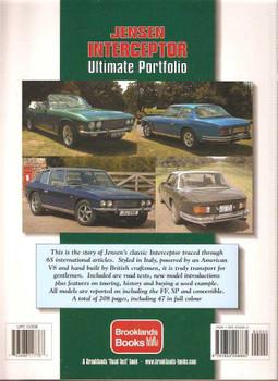 Jensen Interceptor 1966 - 1992 Ultimate Portfolio