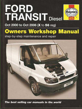 Ford Transit Diesel 2000 - 2006 Workshop Manual