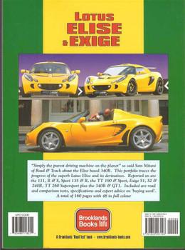 Lotus Elise & Exige 1996 - 2005 Gold Portfolio