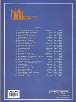 Lotus Elite & Eclat 1974 - 1982