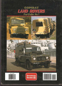 Combat Land Rovers Portfolio No 1