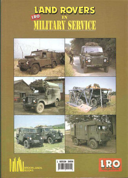 Land Rovers In Military Service