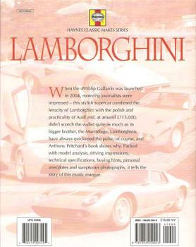 Lamborghini Supercars From Sant'Agata