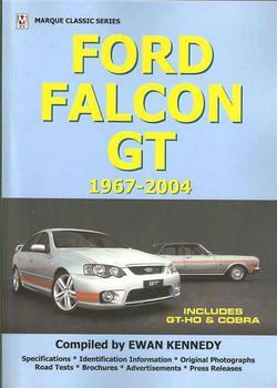 Ford Falcon GT 1967 - 2004