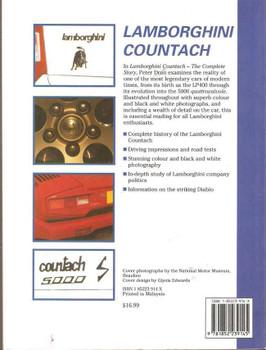 Lamborghini Countach: The Complete Story