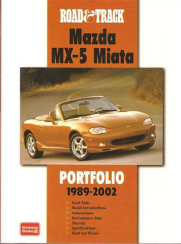 Road & Track On Mazda MX-5 Miata Portfolio 1989 - 2002