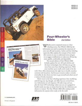Four-Wheeler's Bible (2nd Edition)