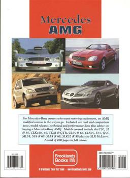 Mercedes AMG Ultimate Portfolio 2000 - 2006