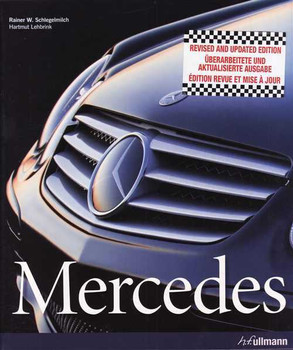 Mercedes (English, French & German Text)