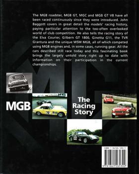 MGB: The Racing Story