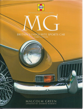 MG Britain's Favourite Sports Car (3rd Edition)