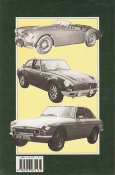 The Mighty MGs: The Twin-Cam, MGC, and MGB GT V8 stories