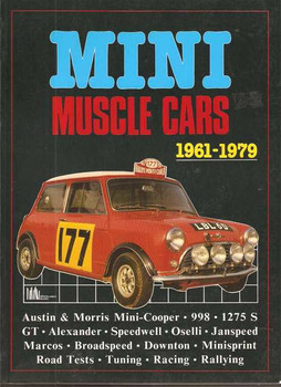 Mini Muscle Cars 1961 - 1979