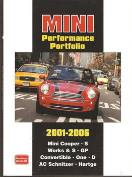 Mini Performance Portfolio 2001 - 2006