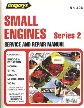 Small Engines Series 2 Workshop Manual