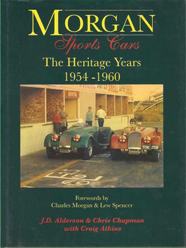 Morgan Sports Cars: The Heritage Years 1954 - 1960