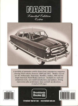 Nash Limited Edition Extra 1949 - 1957