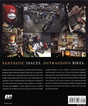 Motorcycle Dream Garages