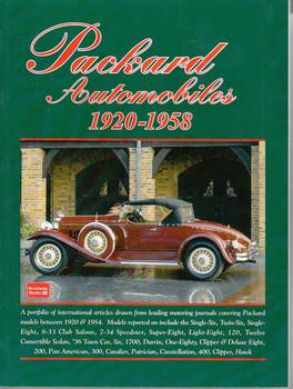 Packard Automobiles 1920 - 1958