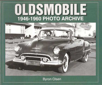 Oldsmobile 1946 - 1960 Photo Archive