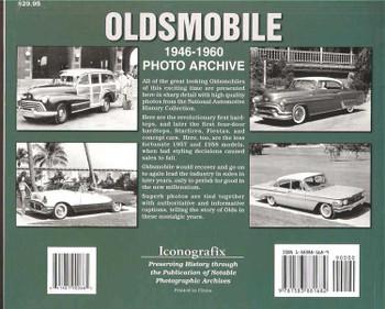 Oldsmobile 1946 - 1960 Photo Archive