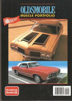 Oldsmobile Muscle Portfolio 1964 - 1971