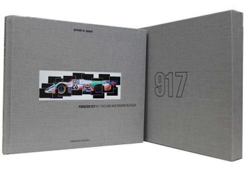 Porsche 917 X 17: The Cars and Drivers in Studio