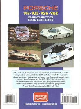 Porsche 917, 935, 956, 962 Sports Racers Gold Portfolio