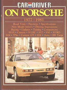 Road & Track On Porsche 1977 - 1981