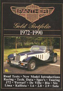 Panther Gold Portfolio 1972 - 1990