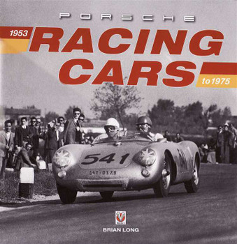 Porsche Racing Cars 1953 - 1975
