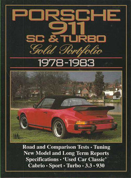 Porsche 911 SC and Turbo Gold Portfolio