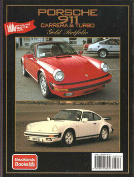 Porsche 911 Carrera & Turbo Gold Portfolio 1984 -1989