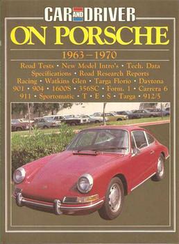 Car And Driver On Porsche 1963 - 1970