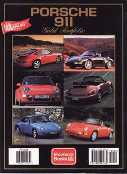Porsche 911 Gold Portfolio 1990 - 1997