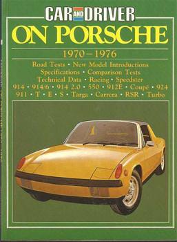 Car And Driver On Porsche 1970 - 1976