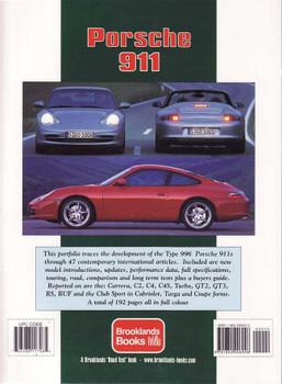 Porsche 911 Ultimate Portfolio 1998 - 2004