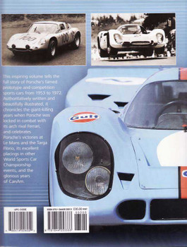 Porsche: The Sports Racing Cars 1953 - 72