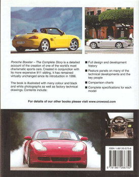 Porsche Boxster: The Complete Story