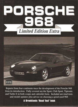 Porsche 968: Limited Edition Extra