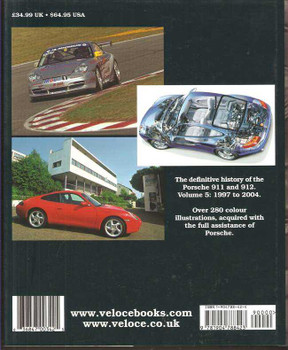 Porsche 911: The Definitive History 1997 to 2004