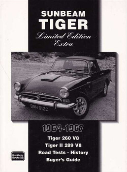 Sunbeam Tiger Limited Edition Extra 1964 - 1967